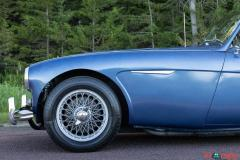 1960 Austin-Healey 3000 Convertible 2.9L Inline 6 Cyl - Image 9/20