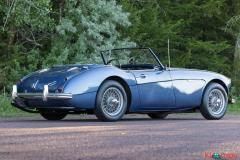 1960 Austin-Healey 3000 Convertible 2.9L Inline 6 Cyl - Image 10/20