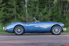 1960 Austin-Healey 3000 Convertible 2.9L Inline 6 Cyl - Image 11/20