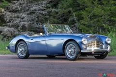 1960 Austin-Healey 3000 Convertible 2.9L Inline 6 Cyl - Image 12/20