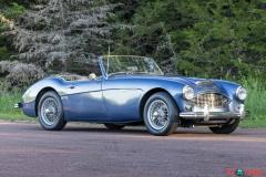 1960 Austin-Healey 3000 Convertible 2.9L Inline 6 Cyl - Image 13/20