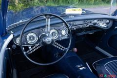 1960 Austin-Healey 3000 Convertible 2.9L Inline 6 Cyl - Image 15/20