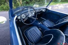 1960 Austin-Healey 3000 Convertible 2.9L Inline 6 Cyl - Image 16/20