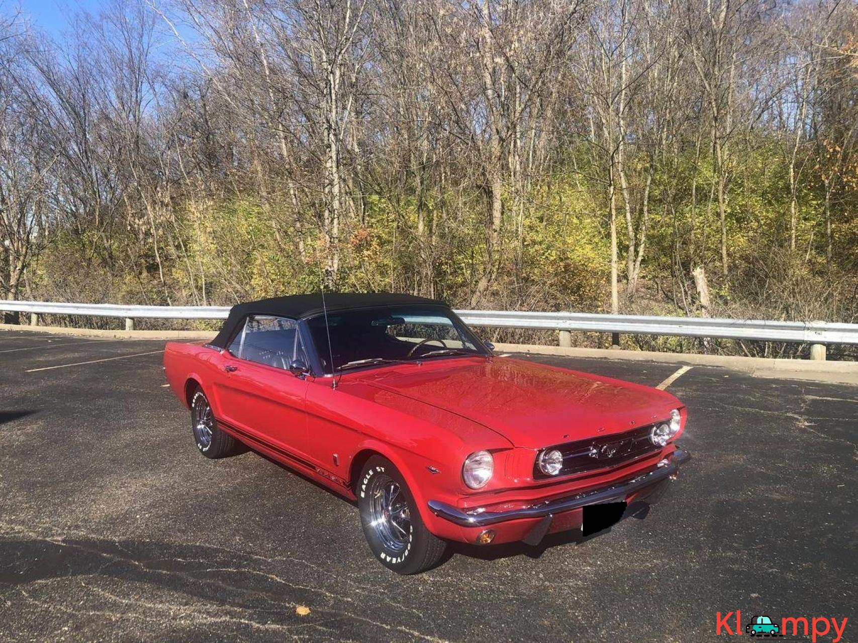 1966 Ford Mustang GT Convertible 302 - 9/20