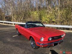 1966 Ford Mustang GT Convertible 302 - Image 16/20