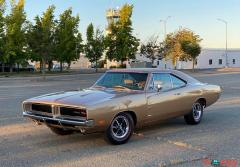1969 Dodge Charger RT SE 440 375hp High Performance - Image 1/20