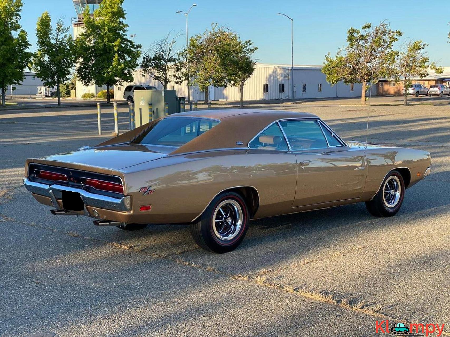 1969 Dodge Charger RT SE 440 375hp High Performance - 3/20