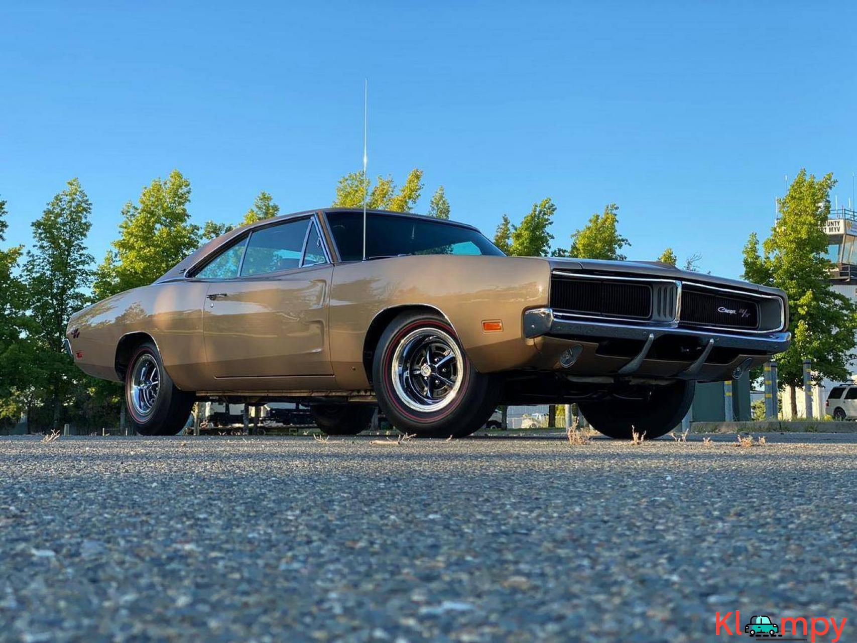 1969 Dodge Charger RT SE 440 375hp High Performance - 4/20