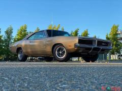 1969 Dodge Charger RT SE 440 375hp High Performance - Image 4/20