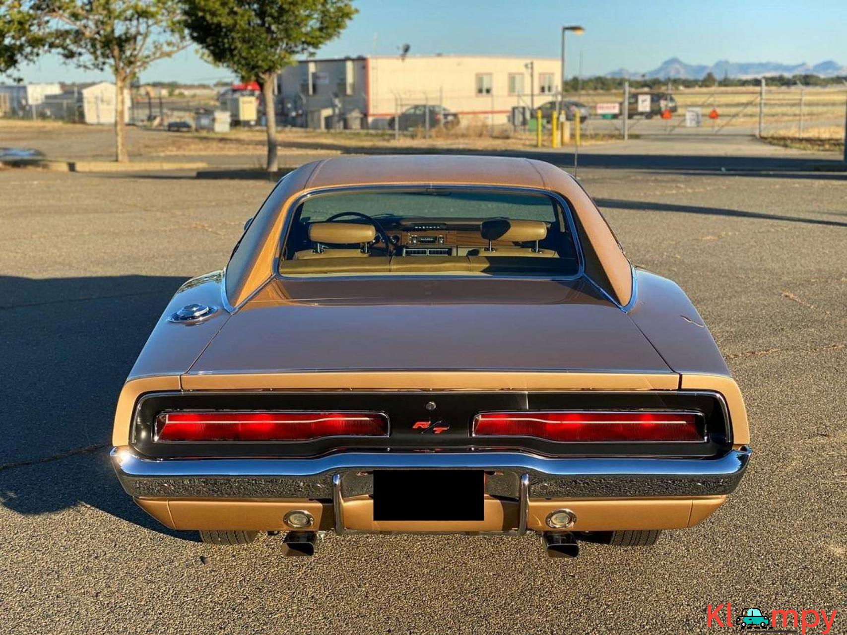 1969 Dodge Charger RT SE 440 375hp High Performance - 5/20