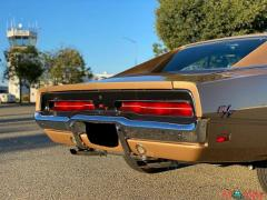 1969 Dodge Charger RT SE 440 375hp High Performance - Image 6/20