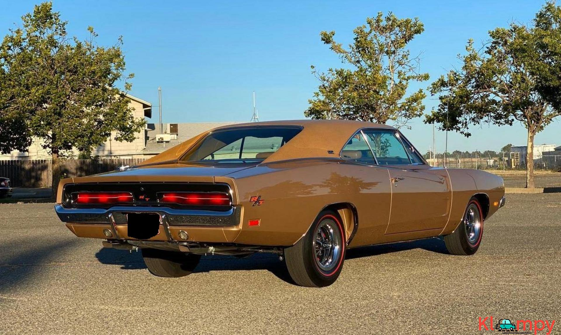 1969 Dodge Charger RT SE 440 375hp High Performance - 7/20