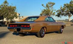 1969 Dodge Charger RT SE 440 375hp High Performance - Image 7/20