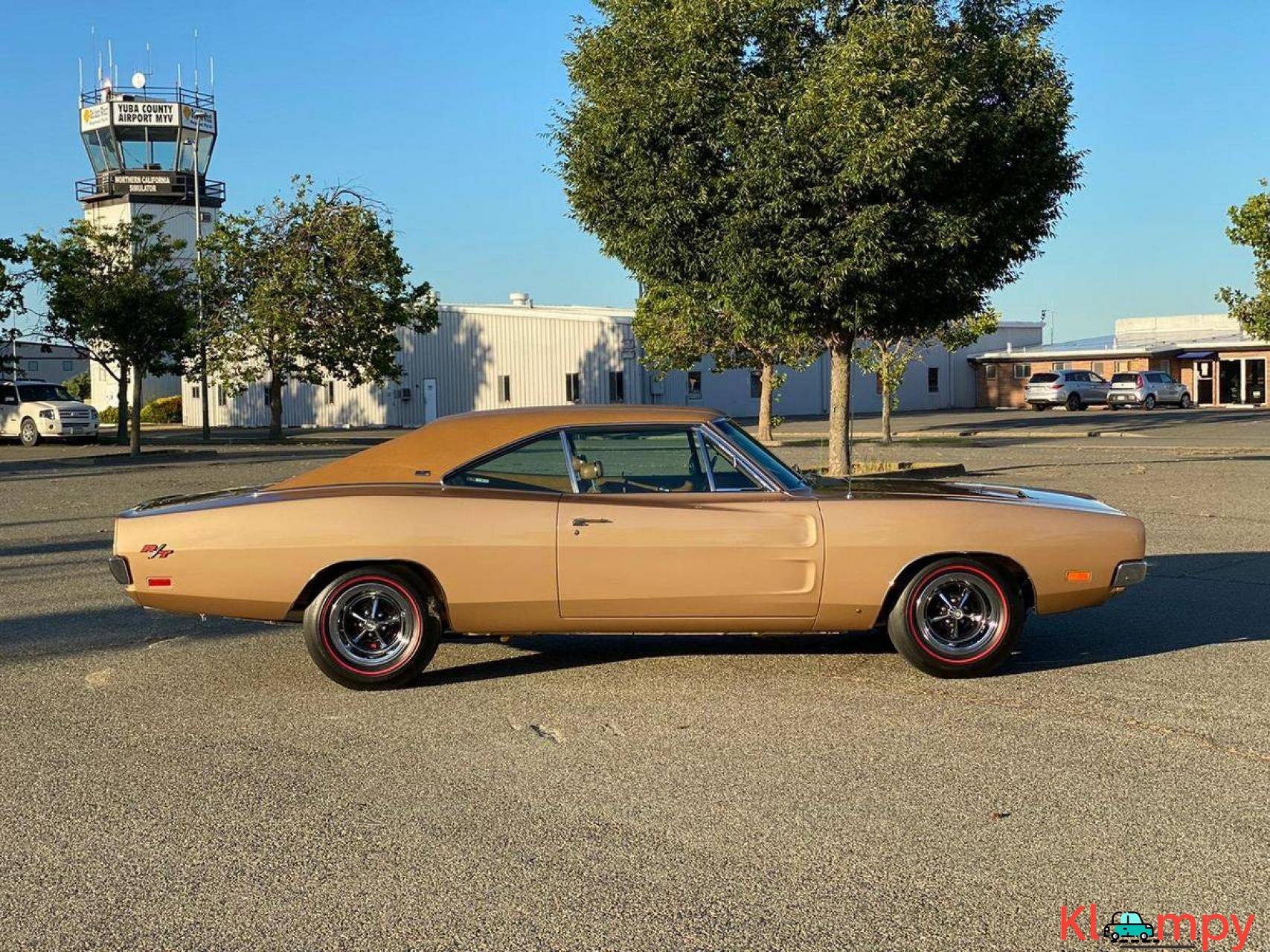 1969 Dodge Charger RT SE 440 375hp High Performance - 8/20