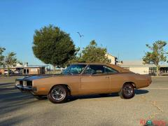 1969 Dodge Charger RT SE 440 375hp High Performance - Image 9/20