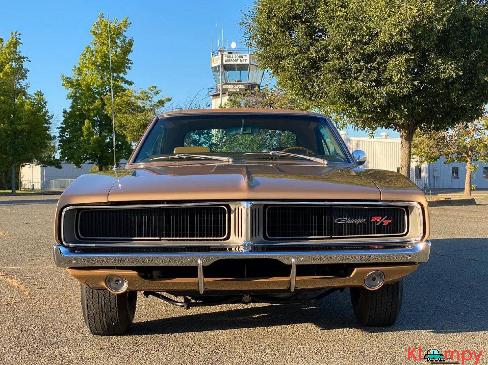 1969 Dodge Charger RT SE 440 375hp High Performance - 10/20