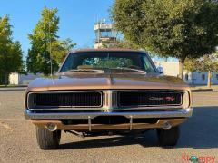 1969 Dodge Charger RT SE 440 375hp High Performance - Image 10/20