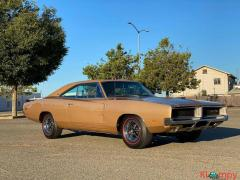 1969 Dodge Charger RT SE 440 375hp High Performance - Image 11/20