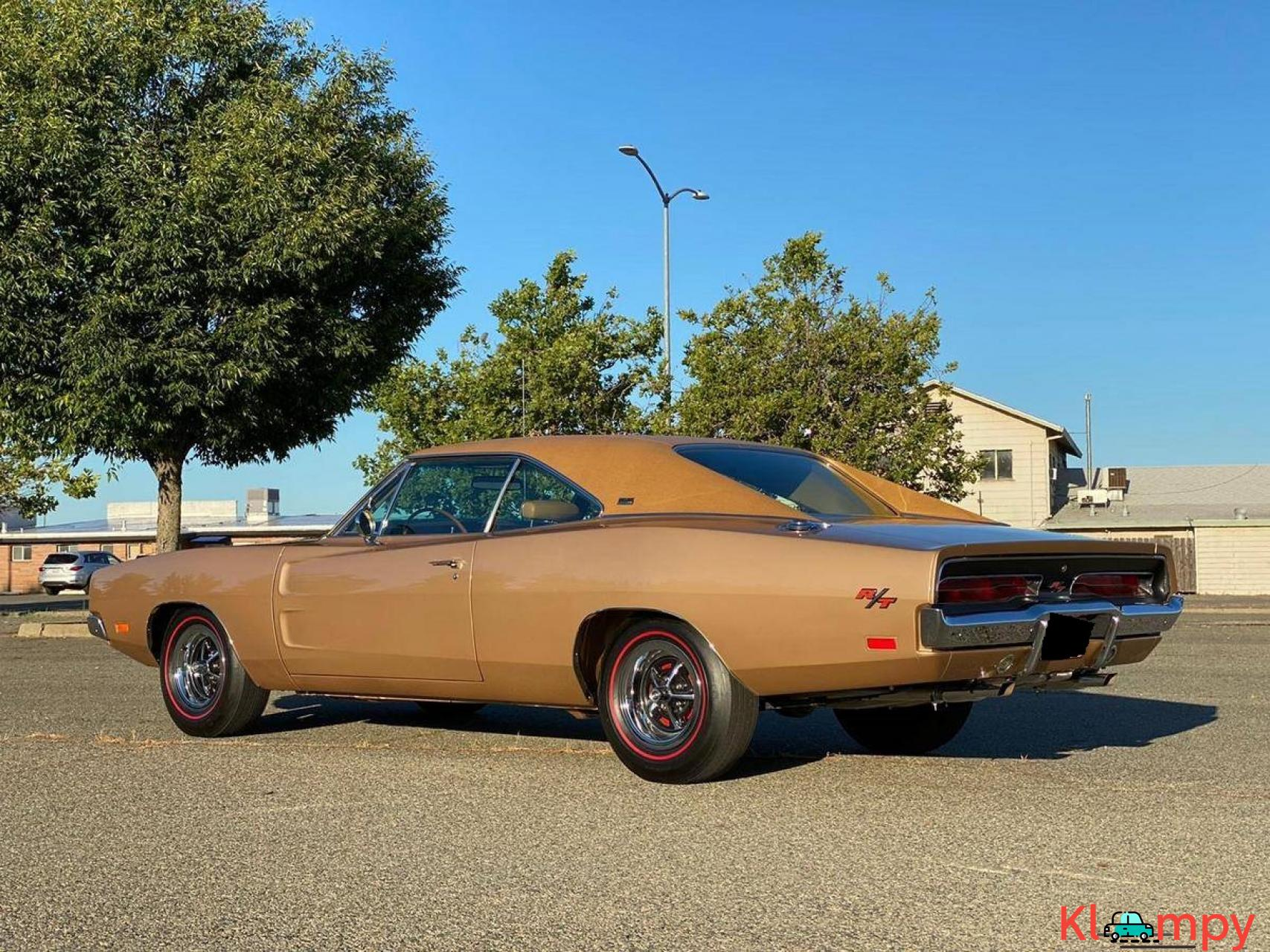 1969 Dodge Charger RT SE 440 375hp High Performance - 14/20