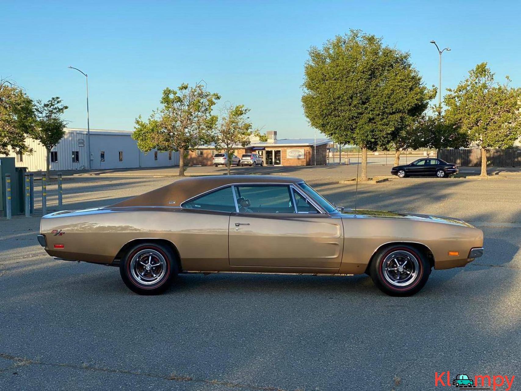 1969 Dodge Charger RT SE 440 375hp High Performance - 19/20