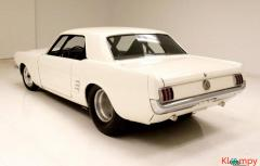 1966 Ford Mustang Coupe 302ci V8 White - Image 3/20