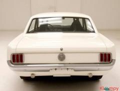 1966 Ford Mustang Coupe 302ci V8 White - Image 4/20