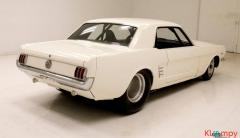 1966 Ford Mustang Coupe 302ci V8 White - Image 5/20