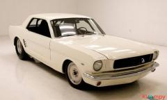 1966 Ford Mustang Coupe 302ci V8 White - Image 6/20