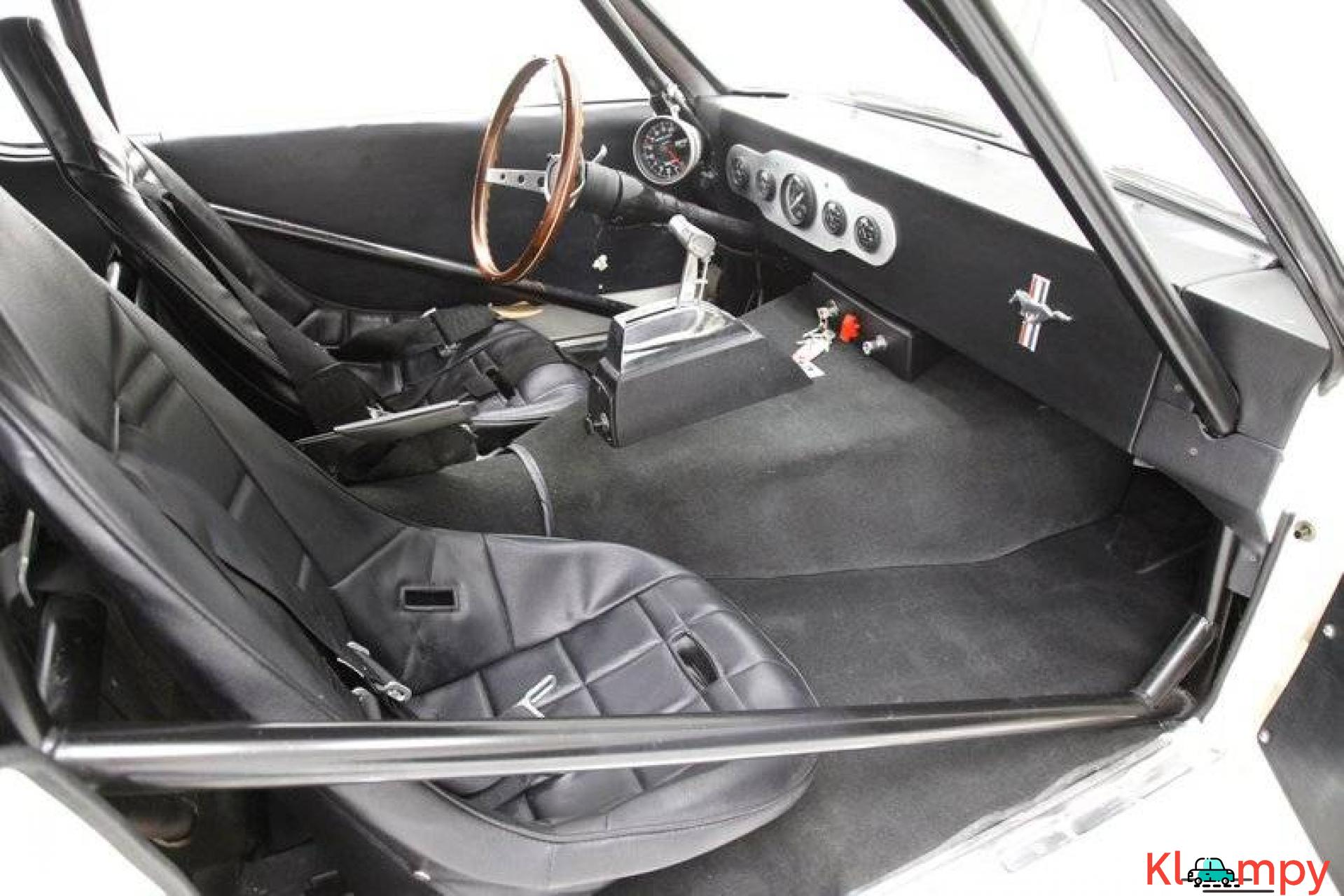 1966 Ford Mustang Coupe 302ci V8 White - 16/20