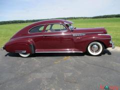 1941 Buick Special Sedanet 248 cubic inch