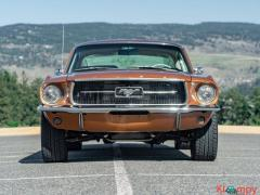 1967 Ford Mustang Coupe Restored 347 Stroker