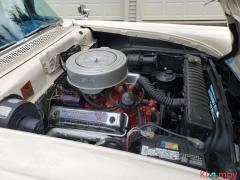 1957 Ford Fairlane 500 Convertible 4458 cc 272 cubic inches