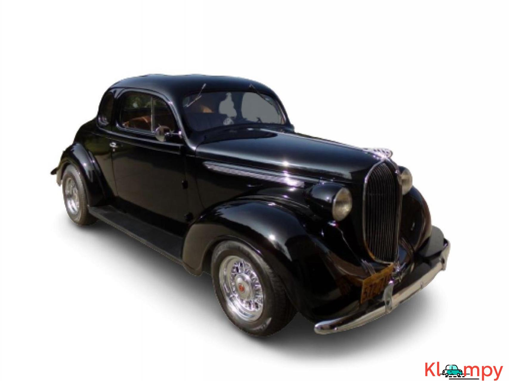 1938 Plymouth Business Coupe 201-cu.in - 1/18