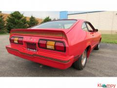 1978 Ford Mustang 302ci V8 Red - Image 4/17
