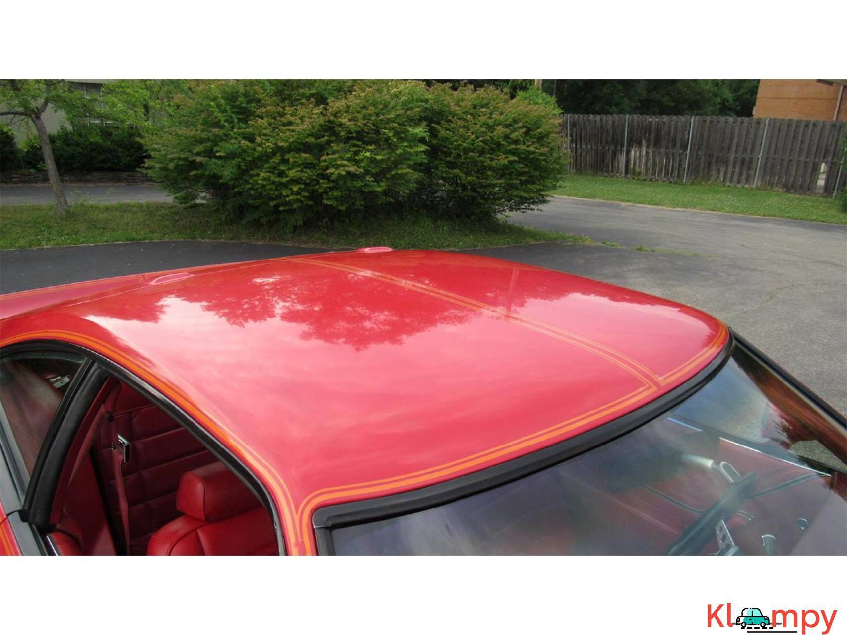 1978 Ford Mustang 302ci V8 Red - 6/17