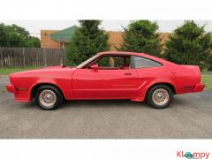 1978 Ford Mustang 302ci V8 Red - Image 8/17