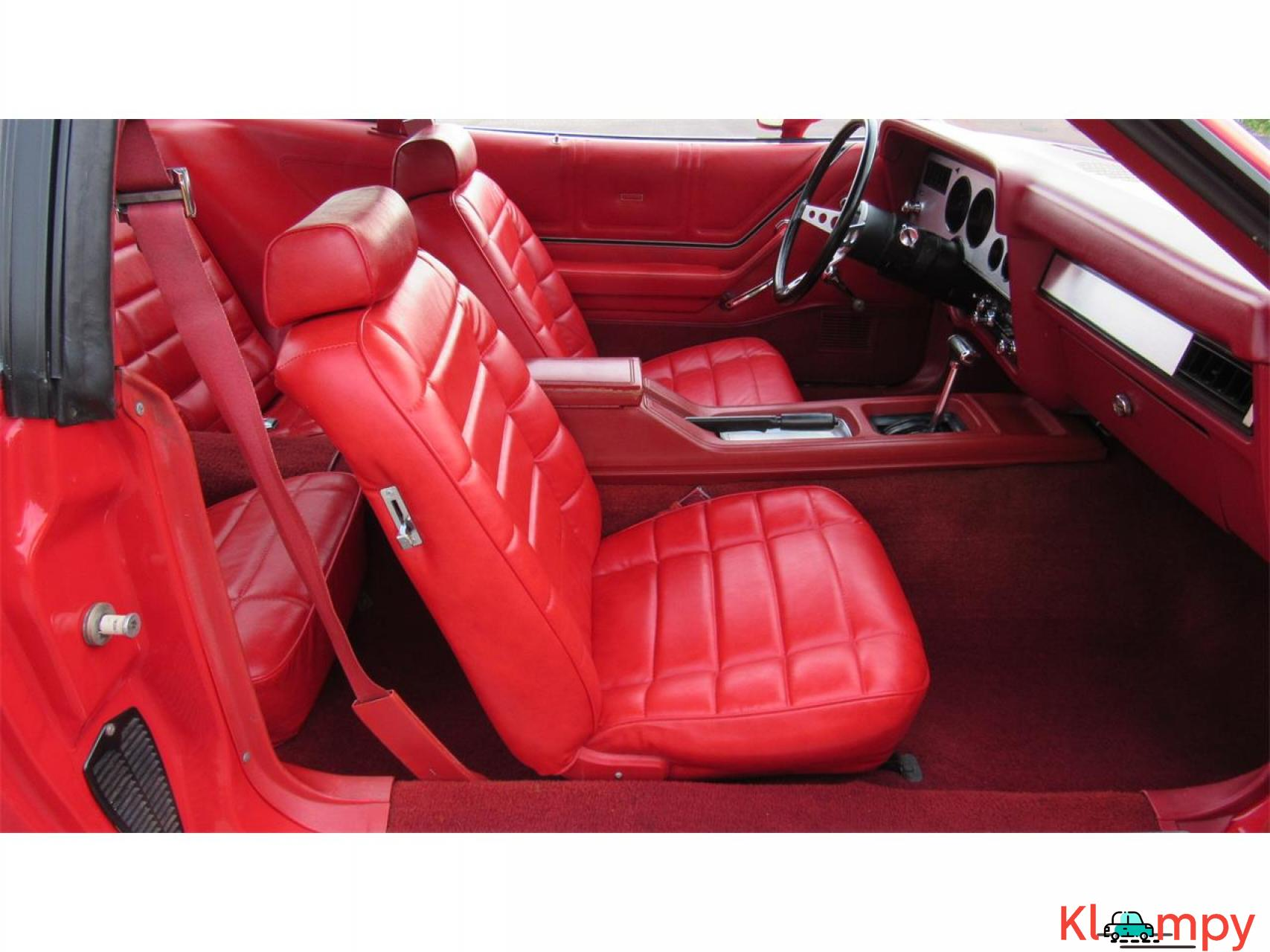 1978 Ford Mustang 302ci V8 Red - 10/17