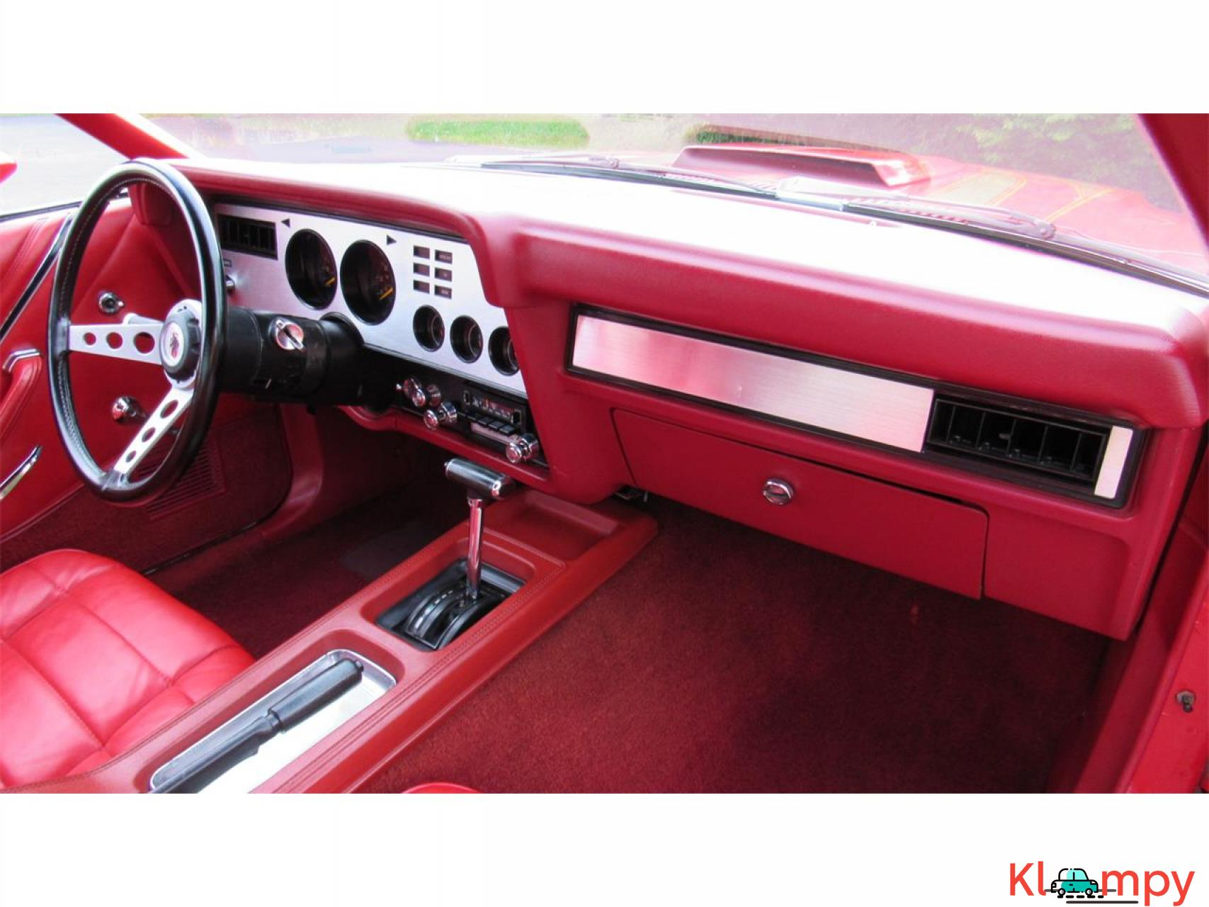 1978 Ford Mustang 302ci V8 Red - 12/17