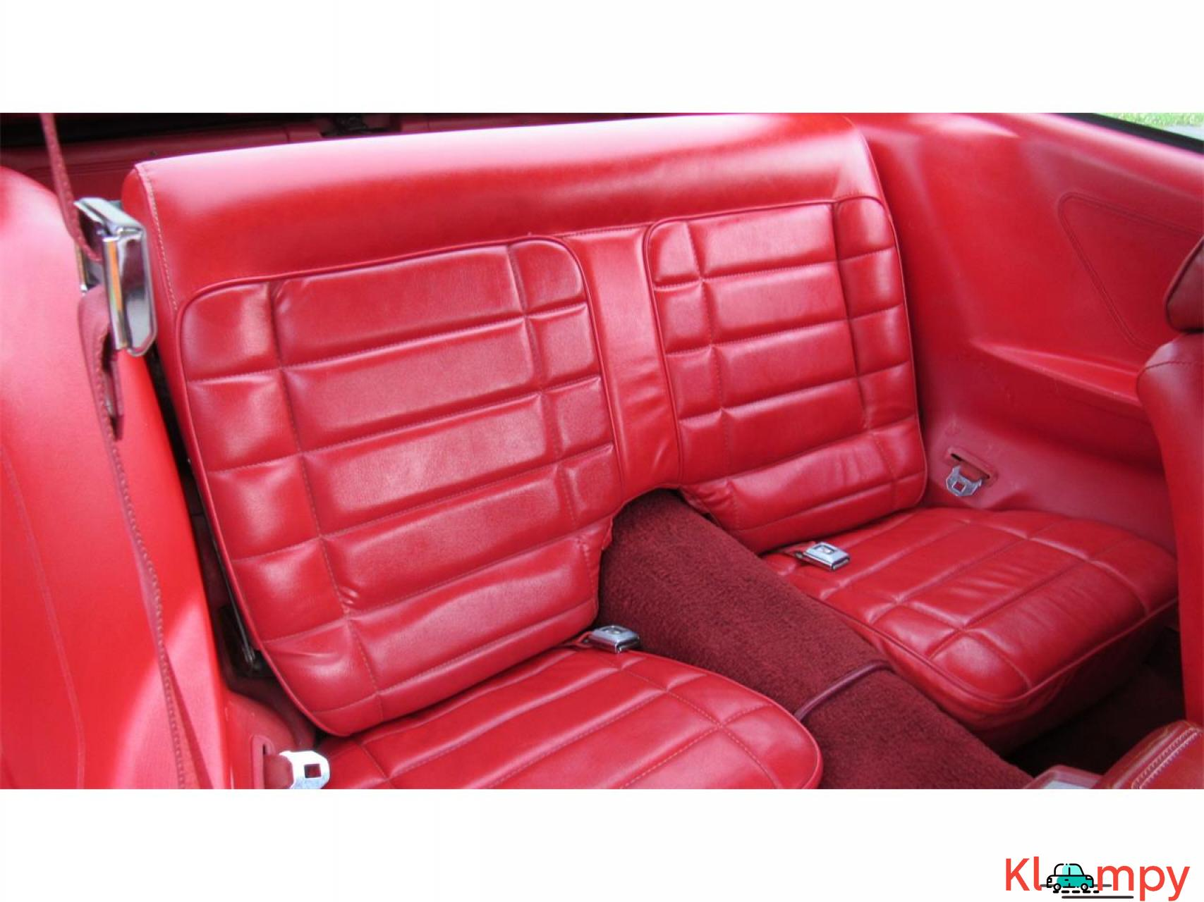1978 Ford Mustang 302ci V8 Red - 14/17