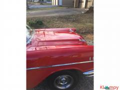 1957 Chevrolet 210 Engine 350 Red - Image 3/12