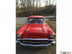 1957 Chevrolet 210 Engine 350 Red - Image 4/12