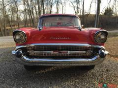 1957 Chevrolet 210 Engine 350 Red - Image 5/12