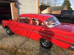1957 Chevrolet 210 Engine 350 Red - Image 7/12