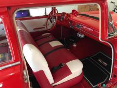 1957 Chevrolet 210 Engine 350 Red - Image 10/12