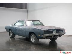 1969 Dodge Charger 383 No Engine