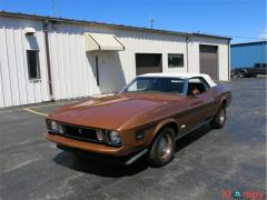 1973 Ford Mustang 351C engine C6