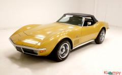 1971 Chevrolet Corvette Convertible 350ci Numbers Matching