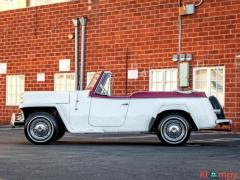 1951 Willys Jeepster Convertible 134.2 cu in 2.2 L - Image 5/17
