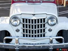 1951 Willys Jeepster Convertible 134.2 cu in 2.2 L - Image 6/17