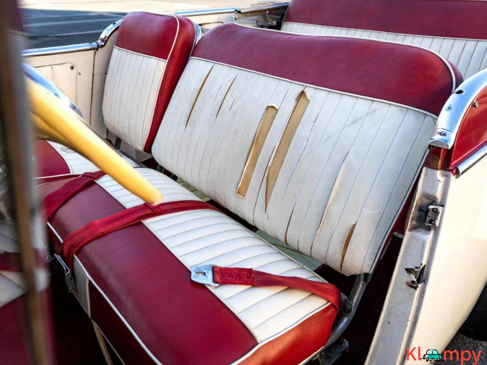 1951 Willys Jeepster Convertible 134.2 cu in 2.2 L - 9/17